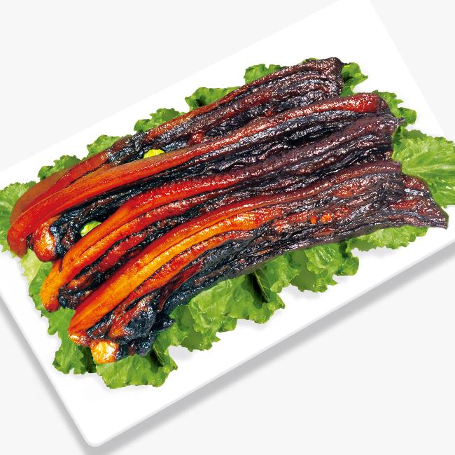 广式五花腊肉